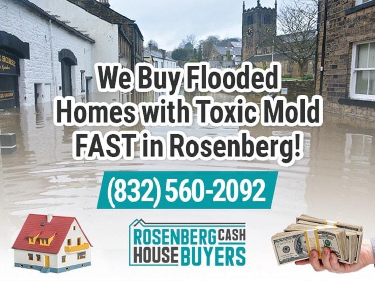 rosenberg water damage and mold